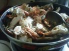 The easy peasy recipe pepper crab is the ultimate comfort food for sea food lovers
