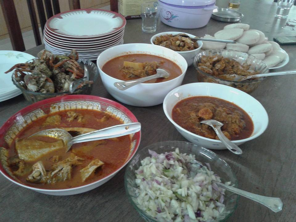 A Mangalorean feast