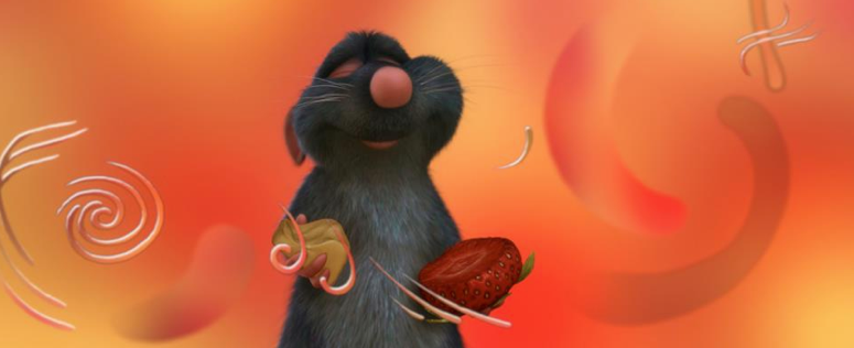 A quote from Ratatouille - my favourite animated movie about food