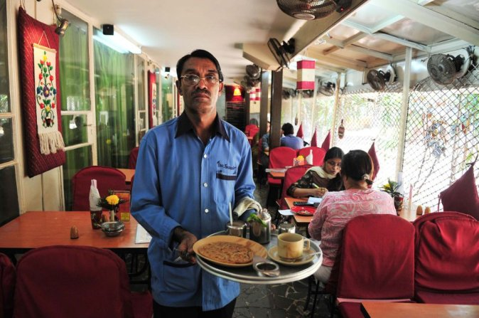 Samovar Cafe, Fort